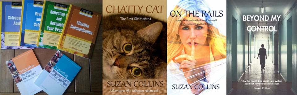 Suzan Collins: Author of Fiction and Non-Fiction